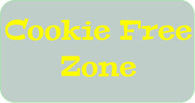 Cookie Free Zone